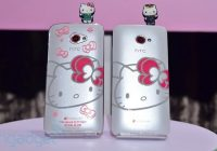 HTC onthult Butterfly S Hello Kitty-editie