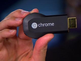 'Android 4.4.1 brengt speciale Chromecast-ondersteuning'