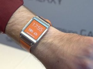 Video thumbnail for youtube video Galaxy Gear smartwatch officieel geïntroduceerd - Androidplanet.nl