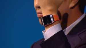 Galaxy Gear smartwatch officieel geïntroduceerd