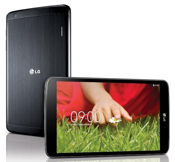 LG G Pad 8.3 geïntroduceerd, LG's eerste highend-tablet met full hd-scherm