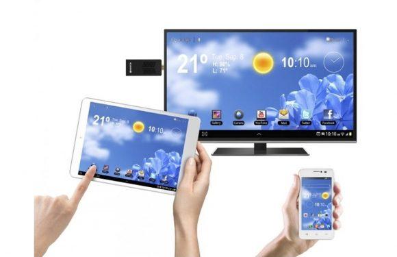 Review: Miracast hdmi-dongel maakt elke televisie slim