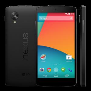 Nexus 5 batterijduur