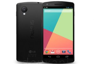 Android 4.4 en Nexus 5 onthulling