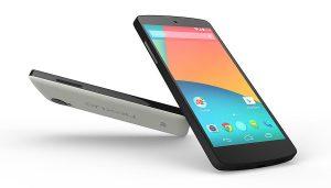 Nexus 5 productie