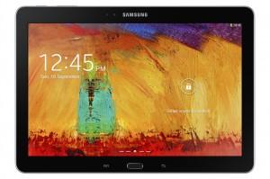 Samsung kondigt nieuwe Galaxy Note 10.1 aan