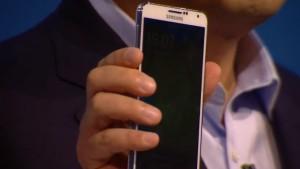 Samsung Galaxy Note 3 officieel gepresenteerd