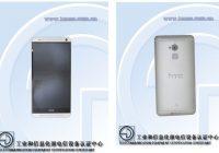 'HTC One Max-aankondiging komt op 15 oktober'