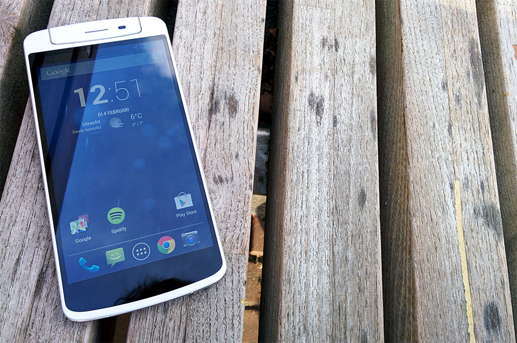 oppo n1 review Android nieuws