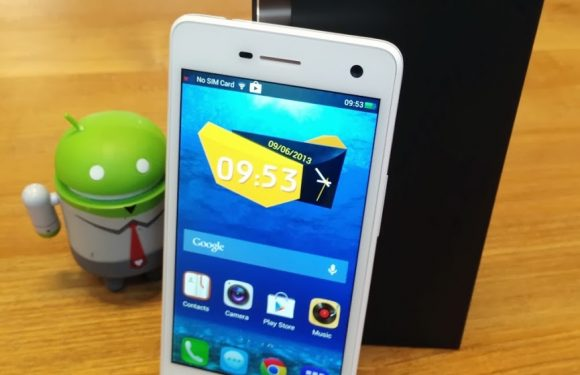Oppo R819 Review: goede betaalbare Chinese smartphone