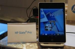 HP komt met vier nieuwe versies van Android-tabletserie Slate