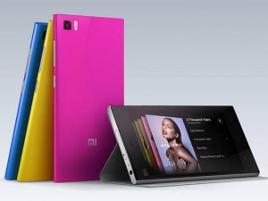 Xiaomi MiPhone 3 onthuld, goedkope 5 inch-krachtpatser