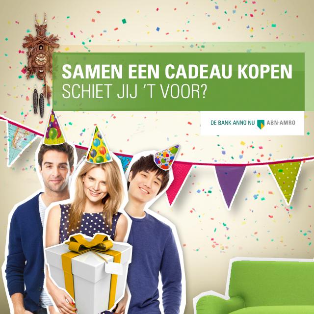 Deel eenvoudig rekeningen met de ABN AMRO Mobiel Bankieren-app (advertorial)