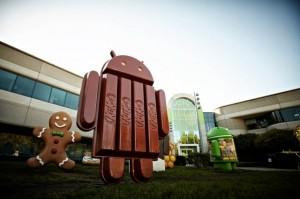 'Android 4.4 KitKat en Nexus 5 onthulling op 15 oktober'