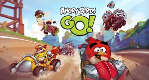 Video: eerste beelden Angry Birds Go duiken op