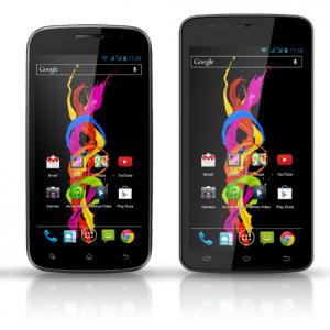 Archos Titanium serie introduceert budgetsmartphones vanaf 99 euro