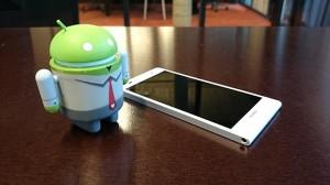 'Benchmark hint op Huawei Ascend P6 opvolger'