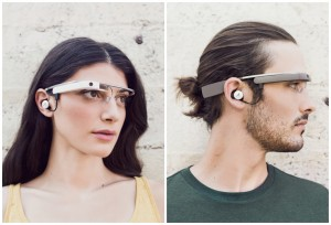 Google Glass play music