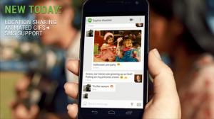 Google aangeklaagd om Hangouts