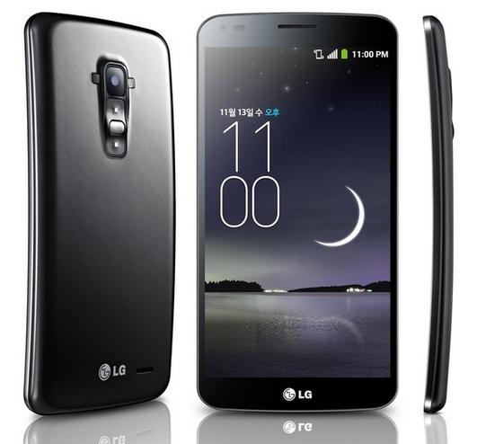 LG G Flex video: bekijk de 'zelfhelende achterkant'