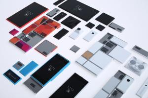 Googles modulaire smartphone