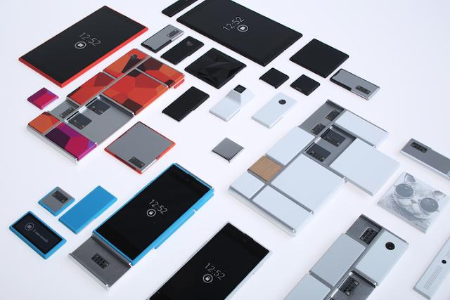 Googles modulaire smartphone verschijnt in januari 2015