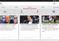 NOS app nu ook beschikbaar op Android-tablets