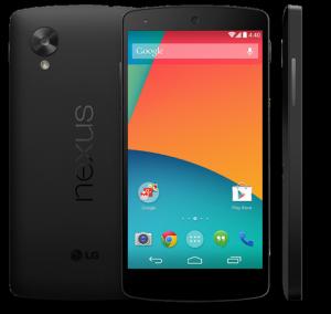 Nieuwe Google-telefoon Nexus 5 onthuld, NU te koop