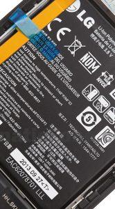 Nexus 5 componenten