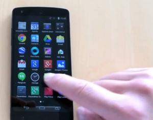 'Uitgebreide video laat Nexus 5 en Android 4.4 design zien'