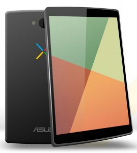 Nexus 8 tablet