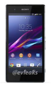 Sony Xperia Z1S foto