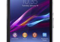 Sony Xperia Z1S certificering wijst op release in het begin van 2014
