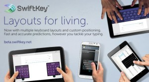 Download: SwiftKey Beta voegt aanpasbaar toetsenbord toe
