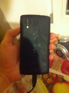 Nexus 5 foto's
