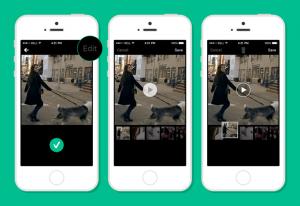Vine update introduceert meer mogelijkheden om video's aan te passen