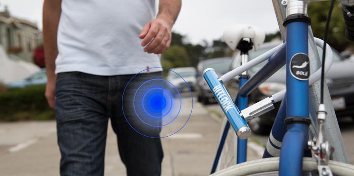BitLock: bluetooth-slot verandert Android-smartphone in fietssleutel