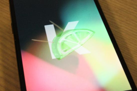 'Eerste Android 4.4 screenshots tonen kleine verbeteringen'