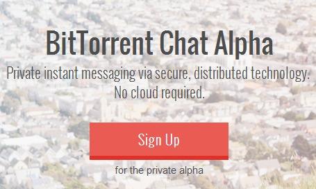BitTorrent Chat: extra beveiligde WhatsApp-concurrent van makers BitTorrent