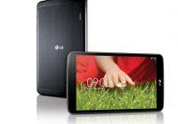 LG G Pad 8.3 vanaf november verkrijgbaar voor 299 euro