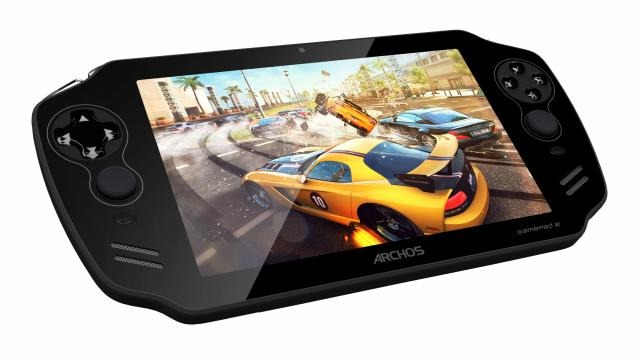 Archos introduceert GamePad 2: 7 inch gametablet voor 200 euro