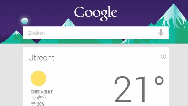 'Google smartwatch met Google Now binnen enkele maanden te koop'