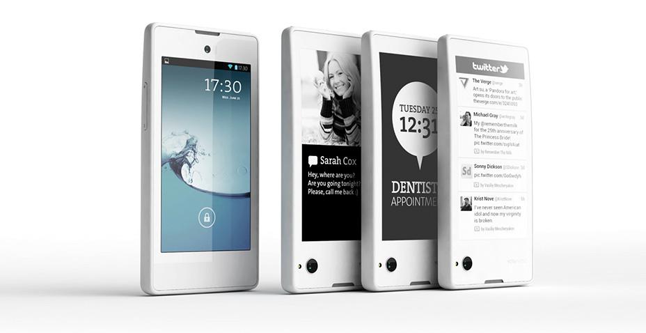 YotaPhone met twee schermen vanaf december internationaal beschikbaar