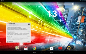 Archos 101 Titanium software