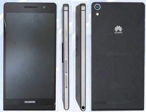 Verbeterde Huawei Ascend P6S duikt op in foto's