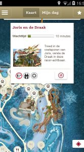 Efteling Android-app