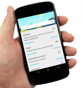Google Experience Launcher installeren simpel met Google Zoeken update