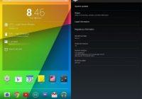 Uitrol Nexus 7 en Nexus 10 Android 4.4 update gestart