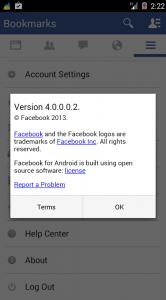 Nieuwe Facebook-app