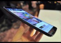 G Flex video: LG's smartphone overleeft maar net de valtest